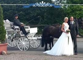 Hochzeitskutschen mieten Hamburg